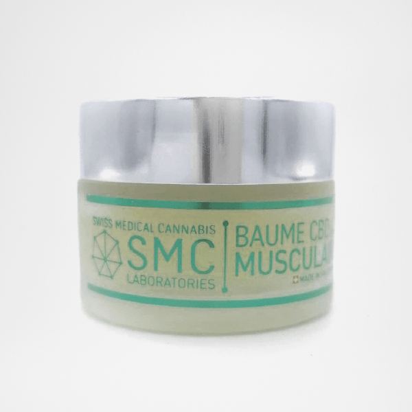 Baume musculaire CBD 150mg | 30mL