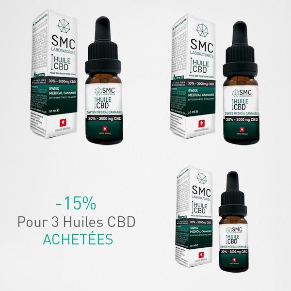 huiles cbd cannabis